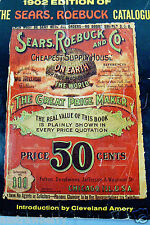 1902 Edition Of Sears Roebuck Catalogue Reproduction 1969 Crown Publishers book