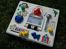 ☆ jouet ancien tableau d'éveil style fisher price activity center Playskool