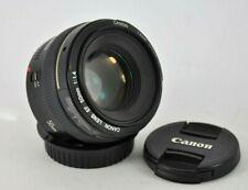 Canon EF 50mm F1.4 EF FAST USM FULL FRAME LENS UK SELLER ,