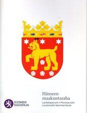 FINLANDE 5 Euros BE 2011 Hämeen