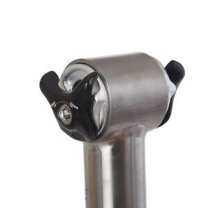 J&L Ultra Light Titanium Seatpost 27.2mm/31.6mm fit Road/MTB bike-255g