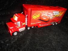 Disney Pixar Cars Lightning McQueen's Mack Hauler Truck Playset - FREE SHIPPING