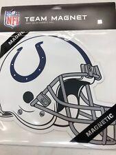"""Quantity 2 Indianapolis Colts 12"""" Vinyl Magnets Car Fridge Boat Van"""