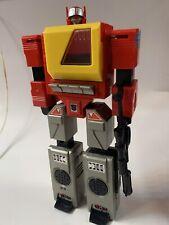 Transformers G1 Generation 1 Hasbro 1985 Blaster Autobot Complete