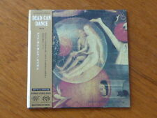 Dead Can Dance: Aion SACD Japan CD Mini-LP MFSL SAD-2710 NM (lisa gerrard Q