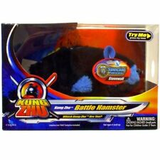 Kung Zhu Special Forces BATTLE Hamster - Stonewall ANIMATED NEW IN BOX