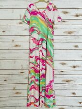 Dot Dot Smile Maxi Dress 8/10 Worn Once Tie Dye