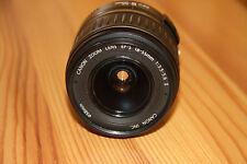 Original Canon Objektiv 18-55mm II - natürlich das Original von Canon.