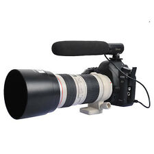 DC/DV 3.5mm photo Microphone MIC for Hot Shoe Digital SLR Camera/Video Camcorder