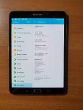 Samsung Galaxy Tab S2 SM-T710 32GB, Wi-Fi, 8in - Black w/Keyboard Case, Stylus