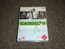 CASUALTY : SERIES ONE (1) - VERY RARE UK DVD BOXSET - IN VGC (FREE UK P&P)