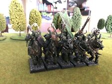 Warhammer fantasy Aos Chaos knights well Painted x5