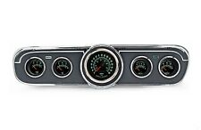 65 Mustang GT 5 Gauge Instrument Cluster w/Comp 2 LED 60's Muscle Car Gauges USA