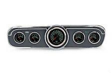 65 Mustang GT 5 Gauge Instrument Cluster w/Comp 2 LED 60's Muscle Car Gauges USA