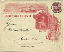 "Germany Illustrated Private Printed Postal Env ""Jubilaums-Couvert"" Berlin"