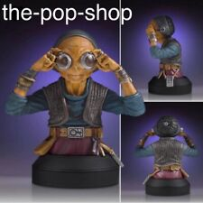 Star Wars Force Awakens Gentle Giant Maz Kanata Collectable Mini Bust NEW
