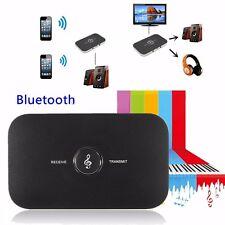 2in1 HIFI Wireless adattatore Bluetooth Ricevitore Trasmettitore Audio 3.5MM RCA