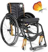 SOPUR Easy Life  Adaptivrollstuhl  Aktivrollstuhl  faltbar Rollstuhl