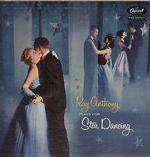 33rpm Ray Anthony Plays for Star Dancing - VG