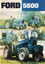 Ford  5600 Tractor Poster (A3) - (3 for 2 offer)