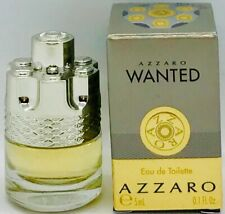 💝Azzaro Wanted EdT Miniatur 5 ml OVP/NEU