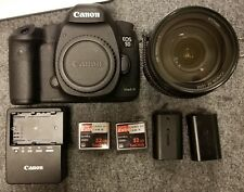Used Canon EOS 5D Mark III 22.3MP DSLR (with EF L IS USM 24-105) Kit