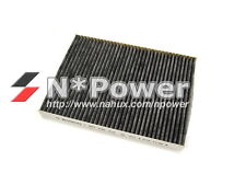 BOSCH CABIN FILTER R2312 ACTIVATED CARBON AUDI A3 TT 8L VW GOLF POLO 6N OCTAVIA