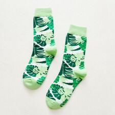 Women's  Casual Fashion Cotton Warm Breathable Socks Outdoor Socks