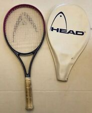 Head Prodigy Tennis Graphite Racket Vintage With Case *Free Shipping*