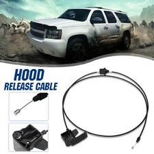 Hood Release Cable 15142953 For 1999-07 Chevy Silverado 1500 2500 GMC Sierra US