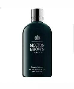 Molton Brown Russian Leather Bath & Shower Gel 300ml