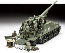 Tamiya U.s. autopropulsado 155 mm M40 pistola