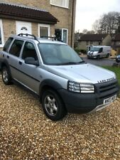 2003 Landrover Freelander TD4 Spares or Repair - Drives Well