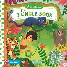 The Jungle Book (First Stories), Bos, Miriam, Very Good condition, Book