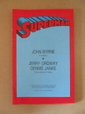 Superman Suppl. Corto Maltese n°11 1990 Il Prezzo  John Byrne   [G730] BUONO
