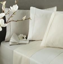 Belledorm Premium Blend Cotton Flat Sheet 500 TC DOUBLE White Brand New
