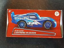 DISNEY PIXAR CARS BLING BLING LIGHTNING MCQUEEN 2017 BLIND BOX SAVE 5% WORLDWIDE