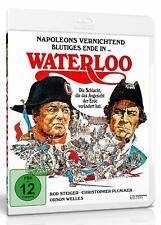 Waterloo [Blu-ray/NEU/OVP] Historienfilm über die Schlacht und Niederlage Napole