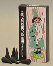 Tanne - echte Knox Ostalgie Räucherkerzen Inhalt