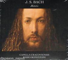 Bach: Motets / Bonizzoni, Capella Cracoviensis - CD