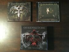 """Queensryche """"The Verdict"""" (Masterpiece Edition) + Condition Human + 2013 CD"""