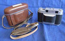Rare ISKRA Russian Soviet Vintage 6x6 Camera Agfa Isolette copy