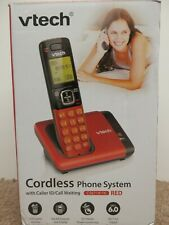 VTech CS6719-16 Cordless Phone System with Caller ID/Waiting DECT 6.0 1 Handset