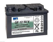 Sonnenschein Batterie GEL GF 12 050 V 50Ah 12V Industriebatterie