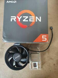 Ryzen 5 2600 CPU Processor 6 Core 12 Thread Boxed Gaming Processor