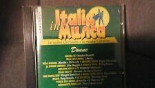 COMPILATION - ITALIA IN MUSICA. LE NOSTRE ORCHESTRE. CD