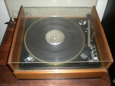 VTG BENJAMIN MIRACORD ELAC 50H TURNTABLE RECORD PLAYER MADE IN GERMANY