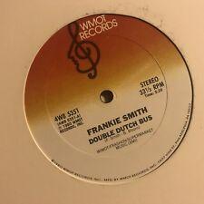 FRANKIE SMITH • Double Dutch • Vinile 12 Mix • 1980 WMOT RECORDS
