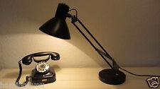 Tischlampe Büroleuchte  Architektenlampe '70er Jahre Lampe Vintage '70s
