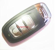 AUDI NUEVO A3 A4 A6A5 A8 Q5 Q7 DE 3 BOTONES SMART LLAVERO MANDO A4L 868 mhz #119